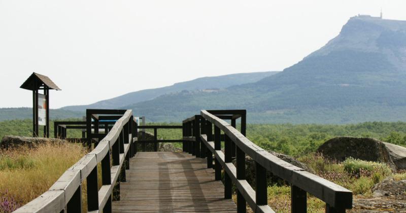 Rutas De Senderismo Portal De Turismo De La Sierra De Francia Salamanca